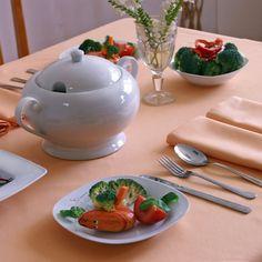 Obrus do restauracji Aria łosoś  www.mabotex.pl  #horeca #restaurant #tablecloth