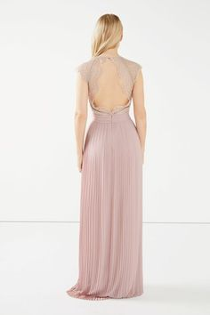 TFNC Maxi Dress With Scallop Lace Tfnc, Scalloped Lace, Backless, Germany, Formal Dresses, Outfit, Fashion, Curve Maxi Dresses, Wedding
