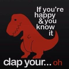 Another T-rex funny!