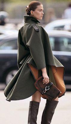 Trendy Coats to Keep You Warm #fashion