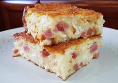 Greek Dishes, Greek Recipes, Vanilla Cake, Sandwiches, Meals, Cooking, Breakfast, Desserts, Food
