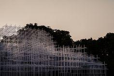 Artspace » Robert Walker. Serpentine Pavilion 2013