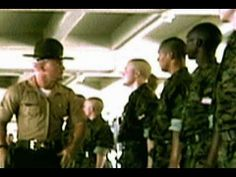 USMC Drill Instructors Teach Recruits To Handle Adversity Military Girlfriend, Military Humor, Military Love, Military Spouse, My Marine, Us Marine Corps, Marines Boot Camp, Drill Instructor, Usmc