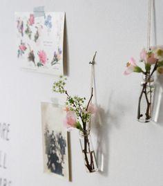 Arredamento Low Cost: Arredare con vasi di fiori www.marandvicreativestudio.com