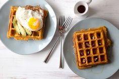 Sweet Potato Waffles, Sweet or Savory Recipe on Food52 recipe on Food52