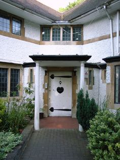 Annesley Lodge,  Platts Lane, Fortune Green, Hampstead, Greater London,