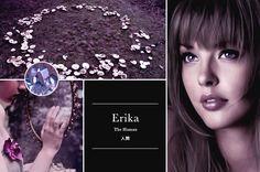 """Eldarya Aesthetic | Character : Erika "" • Another Aesthetics : Guards | Miiko | Ykhar | Eweleïn | Alajéa | Karenn | Valkyon | Nevra • Original Characters : My characters | Kiris (by @loonylein) | Greeny (by@xxgreeny)"