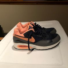 hot sales 6abc8 a5143 Nike Shoes   Size 9 Womens Air Max 90s   Color  Orange   Size