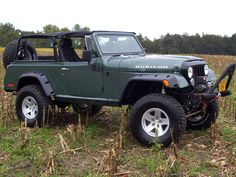 Sweet Jeepster Commando!