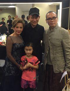 Deanie Ip Concert Andy Lau and Ngan Luen Mo (Gary)