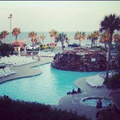 Galveston Island Hilton Resort :)