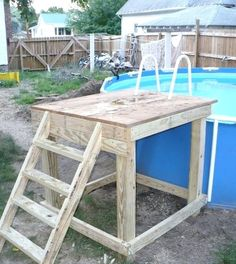 Deck Above Ground Pool Diy.Above Ground Pools Decks Idea Above Ground Pool Deck . Above Ground Pools With Decks Dallas Tx Design Idea Wood . 7 Reasons To Choose An Above Ground Pool .