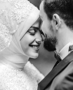 Tips For Planning The Perfect Wedding Day – Divine Bridal Couples Musulmans, Cute Muslim Couples, Wedding Couples, Arab Wedding, Religious Wedding, Muslim Couple Photography, Wedding Photography, Islam, Muslim Wedding Dresses