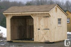 Portable Barns/ Horse Shelters/ Hay Sheds