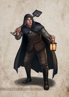Concept & Illustration -  (c) Das Schwarze Auge / Ulisses Spiele 2014