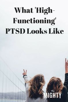 Check out What 'High-Functioning' PTSD Looks Like…