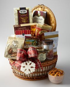Basket at Neiman Marcus.Robert Rothschild® Raspberry Honey Mustard ...