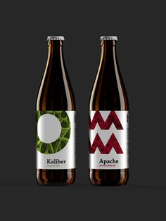 New design for new way of BERHET brewery, another labels coming soon! #AdobeDimension
