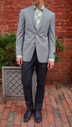 Gotstyle Summer Sale  Blazer: Gotstyle $695.00 Now $347.50 Dress Shirt: Oscar $198.00 Now $99.00 Pants: Stones $178.00 Now $89.00 Shoe: Tiger of Sweden $229.00 Now $161.00