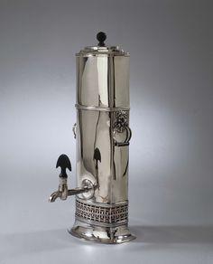 Koffiefilterkan, Fa. Diemont, Hendrik Smits, ca. 1809 - ca. 1812