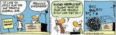 Air Traffic Control cartoon by Gary Clark, Swamp Cartoons. www.swamp.com.au