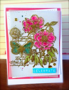 My Paper Epiphany: A Blog Hop with a Difference NBUS (first card)