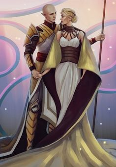 Dragon Age,фэндомы,Dragon Age Inquisition,Солас,DA персонажи,Инквизитор (DA)