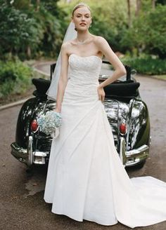 Galina - New With Tags Wedding Dress | SmartBrideBoutique.com
