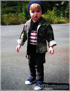 Beckett... MiniHipster.com: kids street fashion (mini hipster .com)
