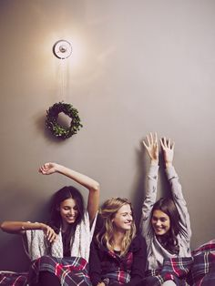 Christmas Holiday Inspiration | Hanging with the BFFs