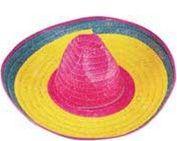 $6.50  Multi-Color Sombrero