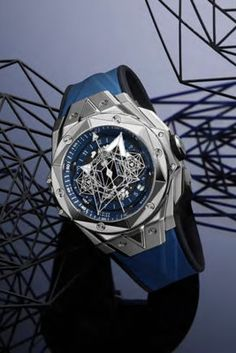 From an artistic collaboration with singer to hand-painted dials by the brands are bringing museum-quality compositions to the wrist. Watches For Men, Men's Watches, Wrist Watches, Rolling Stones Guitarist, Ronnie Wood, Richard Mille, Pharrell Williams, Watch Brands, Fashion Watches