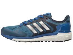 adidas Running Supernova Stability Men's Running Shoes Core Blue/Silver/Blue