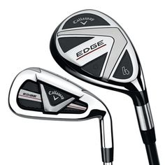 The Callaway Edge Set is the easiest to hit, most forgiving hybrid irons set ever made by Callaway Edge. A perfect option for an avid golfer. #FathersDay #SportingGoods #Dad #AllAboutDad