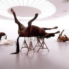 """Berlinde De Bruyckere """"In Flanders Fields"""", 2000"""