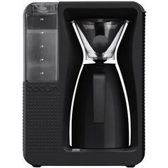 Bistro Electric #Coffee Maker #productdesign #industrialdesign // such a balanced + strong looking product
