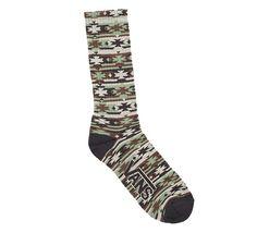 Vans - Giffford Crew Socks native camo