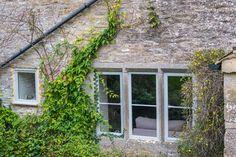 Steel W30 windows with heritage bar.