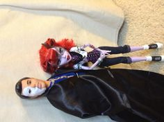 Operetta and her dad the Phantom of the Opera, Happy Father's Day
