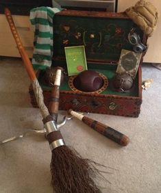 harry potter quidditch box design - Google Search