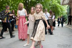 69- Who is this adorable little russian doll ?   STYLE AND THE CITY - Paris Street style and Fashion week