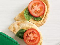 Mini Pita Sammy | Jazz up snack time with these portable sweet and savory bites to please all tastes.