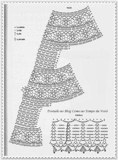 Fabulous Crochet a Little Black Crochet Dress Ideas. Georgeous Crochet a Little Black Crochet Dress Ideas. T-shirt Au Crochet, Mode Crochet, Crochet Diagram, Crochet Woman, Crochet Chart, Crochet Beanie, Black Crochet Dress, Crochet Skirts, Diy Crafts Crochet