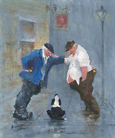 Des Brophy - 'Three Amigos'
