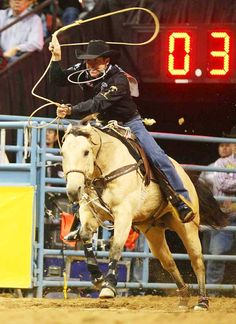 Look at that horse power! Nothing like the rodeo. Rodeo Cowboys, Cowboy And Cowgirl, Pretty Horses, Beautiful Horses, Barrel Racing, Team Roper, Rodeo Time, Western Riding, Bull Riders