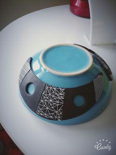 Collier polymère et technique silkscreen