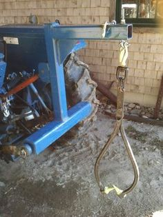 Most Crazy Farm John Deere - New Holland - Massey Ferguson 8n Ford Tractor, Tractor Plow, Tractor Parts, Pink Tractor, Compact Tractor Attachments, Garden Tractor Attachments, Metal Projects, Welding Projects, Homemade Trailer
