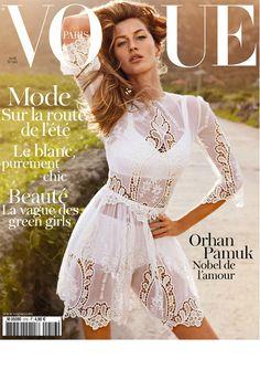 Vogue Paris / Aprile 2011  Inez & Vinoodh  vogue.fr
