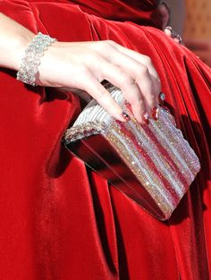 "Singer Katy Perry (purse detail) arrives at the premiere of Paramount Insurge's ""Katy Perry: Part Of Me"" held at Grauman's Chinese Theatre on June 26, 2012 in Hollywood, California."