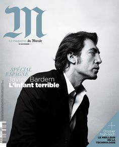 What an amazing & versatile actor. Someone should make a documentary about Javier Bardem...